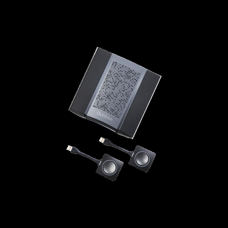 Bezvadu prezentācijas iekārta Barco ClickShare CSE-200+