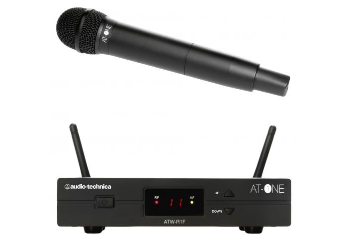 Bezvadu mikrofona komplekts Audio-Technica AT-One ATW-13F