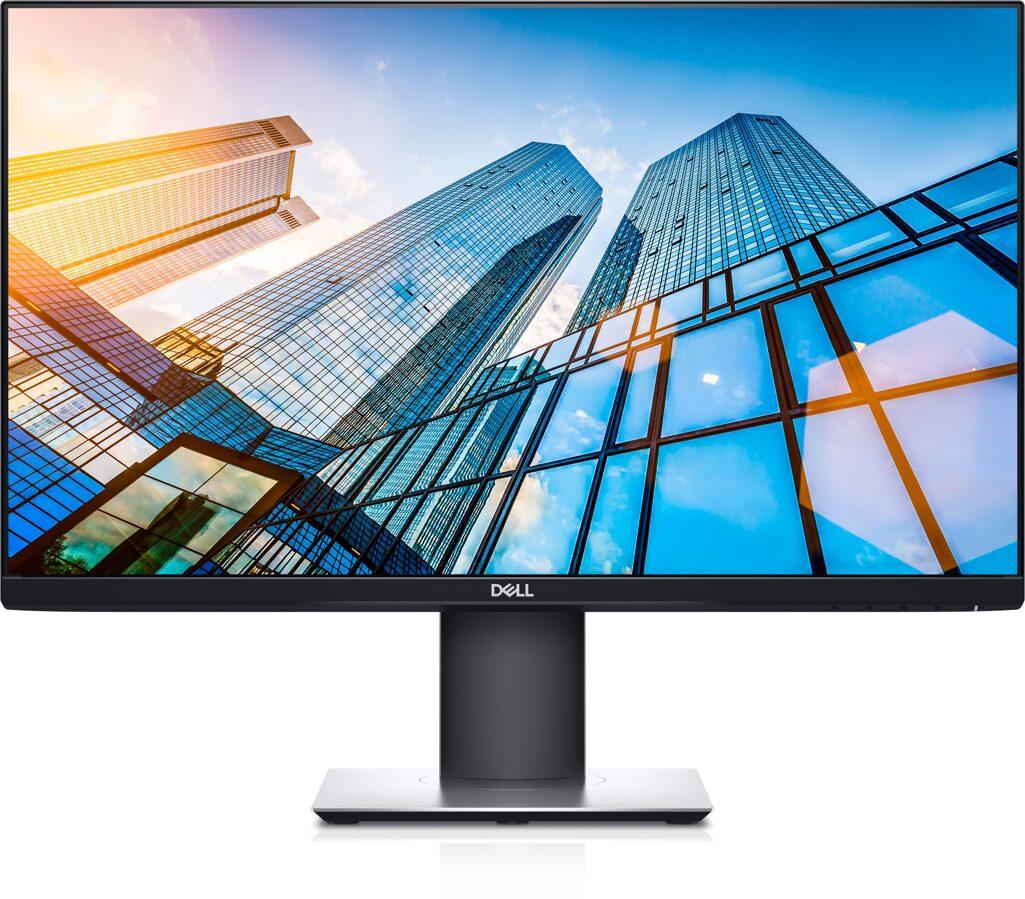 """Dators ar 24"""" monitoru, dāvana bezvadu klaviatūra ar peli"""