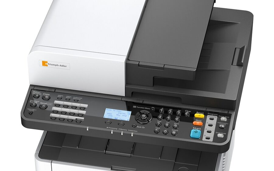 Divpusējās drukas m/b lāzerprinteris, skeneris, kopētājs P-4020 MFP