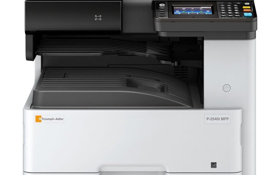 Divpusējās drukas m/b A3 lāzerprinteris, skeneris, kopētājs P-2540i MFP
